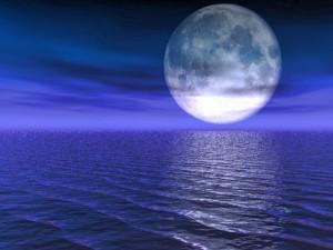 full moon brianna randall on the horizon line blog