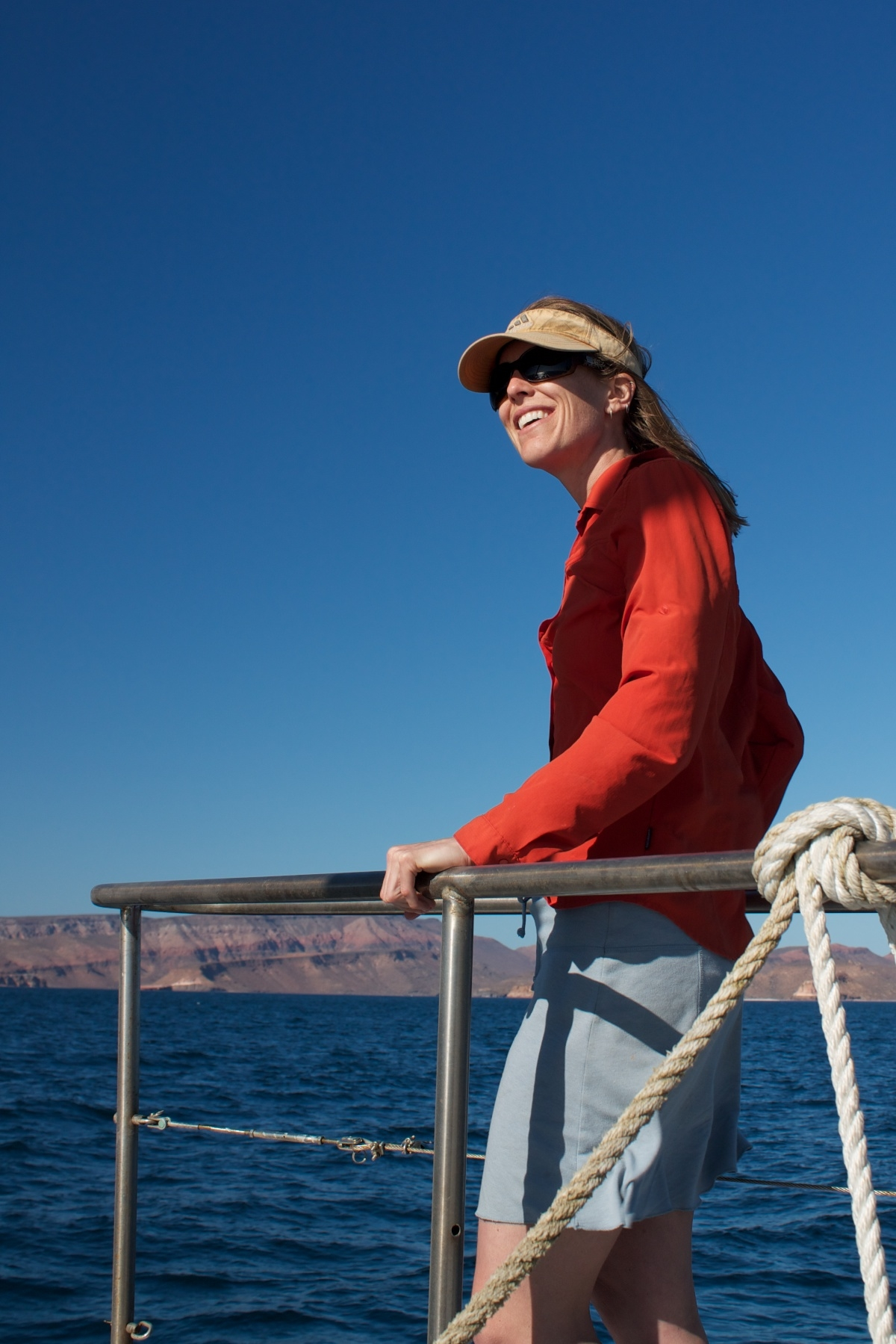 on the horizon line - sailing and traveling blog in mexico