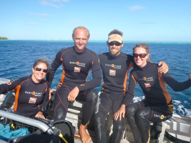 scuba diving with sharks tuamotus brianna randall and rob roberts sailing blog