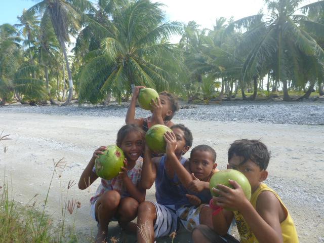 sailing in polynesia