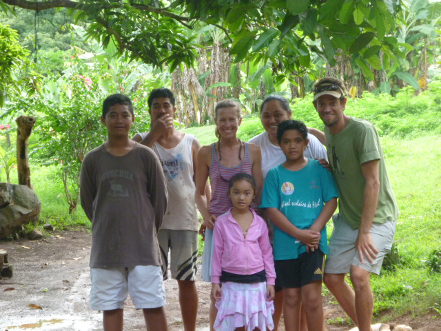 tropical fruit in the marquesas islands  on the horizon line sailing and travel blog brianna randall and rob roberts