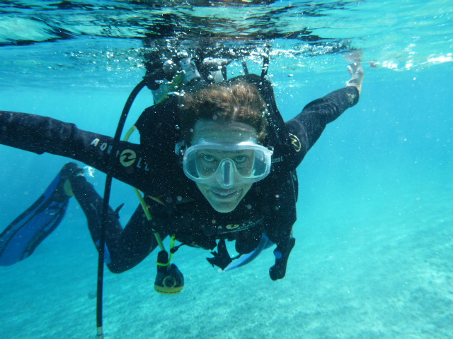 diving with sharks scuba diving in the tuamotus on the horizon line travel and sailing blog brianna and rob