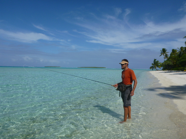 rob flyfishing palmerston