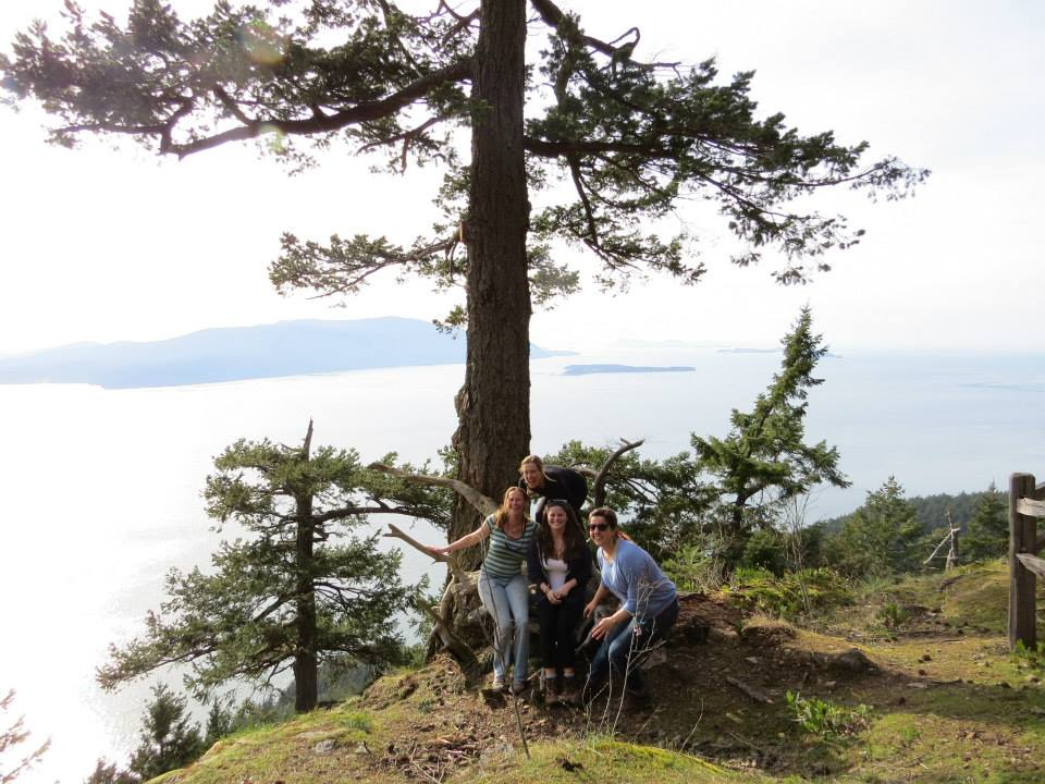 Spring traveling through the Northwest US - On the Horizon Line Travel Blog - Brianna Randall and Rob Roberts