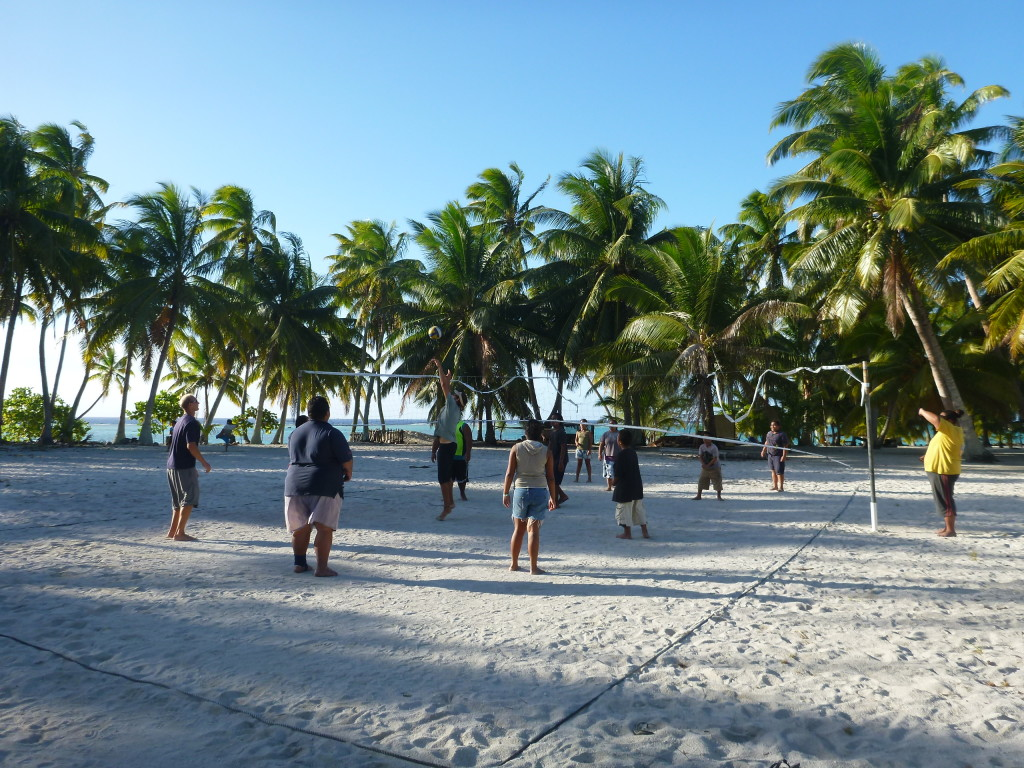 rob roberts - volleyball magazine - on the horizon line travel blog