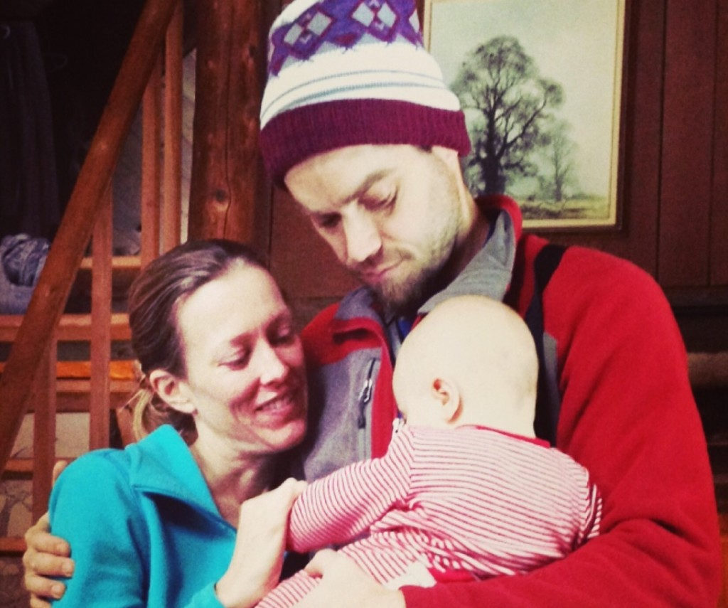 misadventures in modern parenting in a cabin in the woods