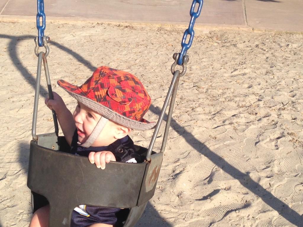 talon is swing