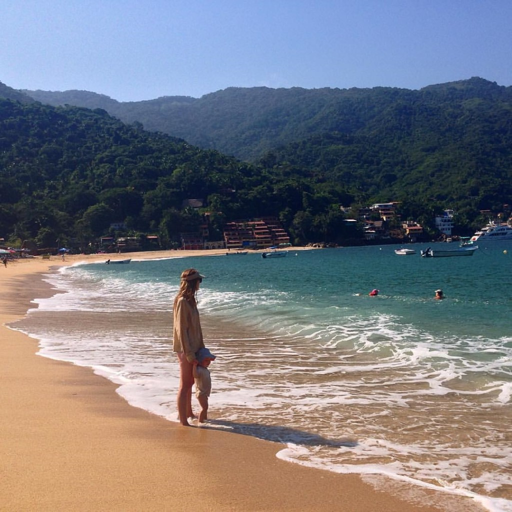 Beach in Yelapa